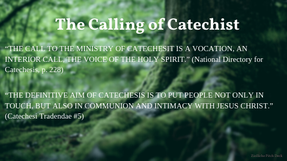 catechist quotes